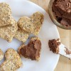 Vegan Coconut Oatmeal Cookies+ CHOCOLATE HUMMUS is Back!