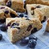 Vegan Blueberry Scones (Gluten-Free)