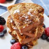 Gluten-Free, Vegan Neat French Toast
