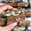 No-Bake Joyful Almond Bars, Vegan & Gluten-Free
