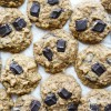 Almond Milk Pulp Chocolate Chunk Cookies, Vegan & Gluten-Free