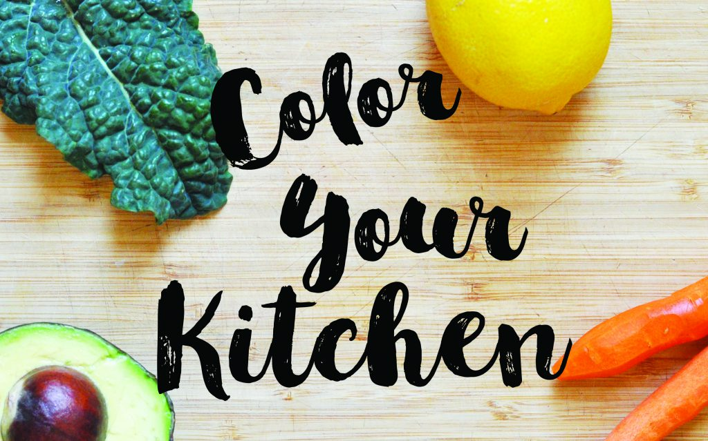 color your kitchen - the colorful kitchen