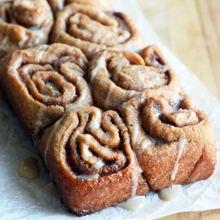 Vegan Cinnamon Roll Bread & Lots of Loaves for Thanksgiving