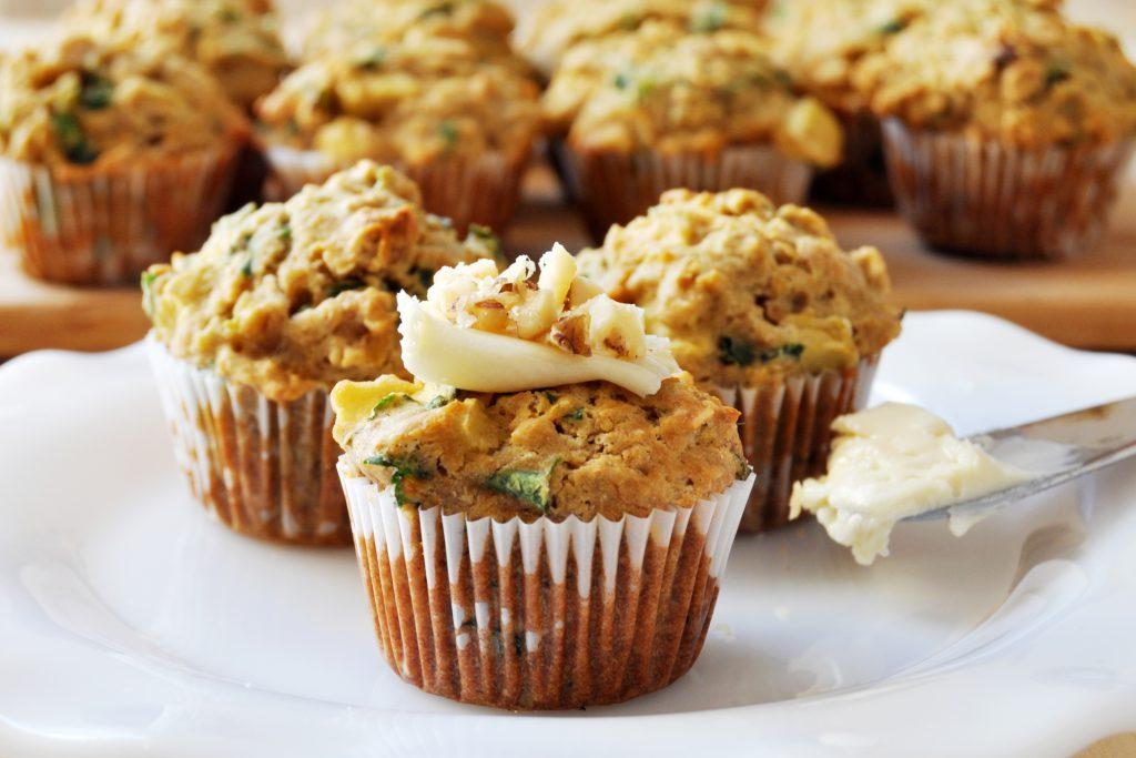 Fruit And Veggie Mini Muffins Vegan Gluten Free The