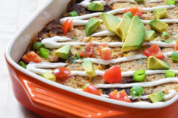 Vegan taco cornbread casserole babybookblog update the being that its the middle of december you may be surprised that todays new recipe is just about the farthest from winter holiday cuisine as we can get forumfinder Choice Image