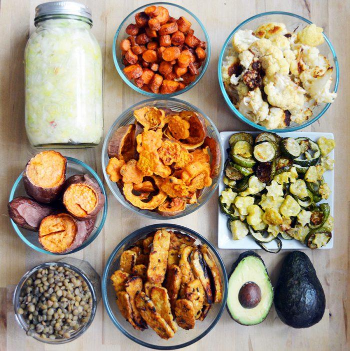 Voorkeur Vegan Weekly Meal Prep...Made Easy! - The Colorful Kitchen #VK26